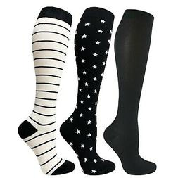 1/3/6/7 Pairs Compression Socks for Women&Men - Best for Run
