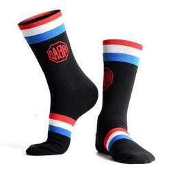 2 Pairs Men Socks Outdoor Running Cycling Quick Dry Ankle Hi