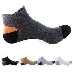 5-Pairs: Unisex High Compression Ankle Length Socks
