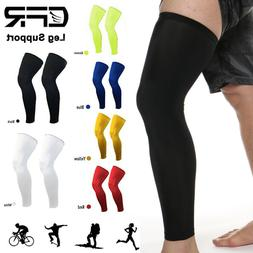 Copper Infused Leg Brace Knee High Compression Sleeve Socks