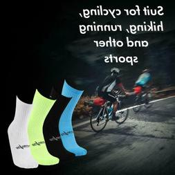 eBikeling Compression Socks for One Size Men & Women Cycling