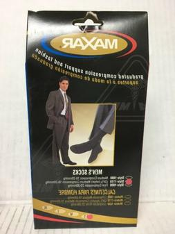 Maxar Graduated compression support And Fashion Men's Sock