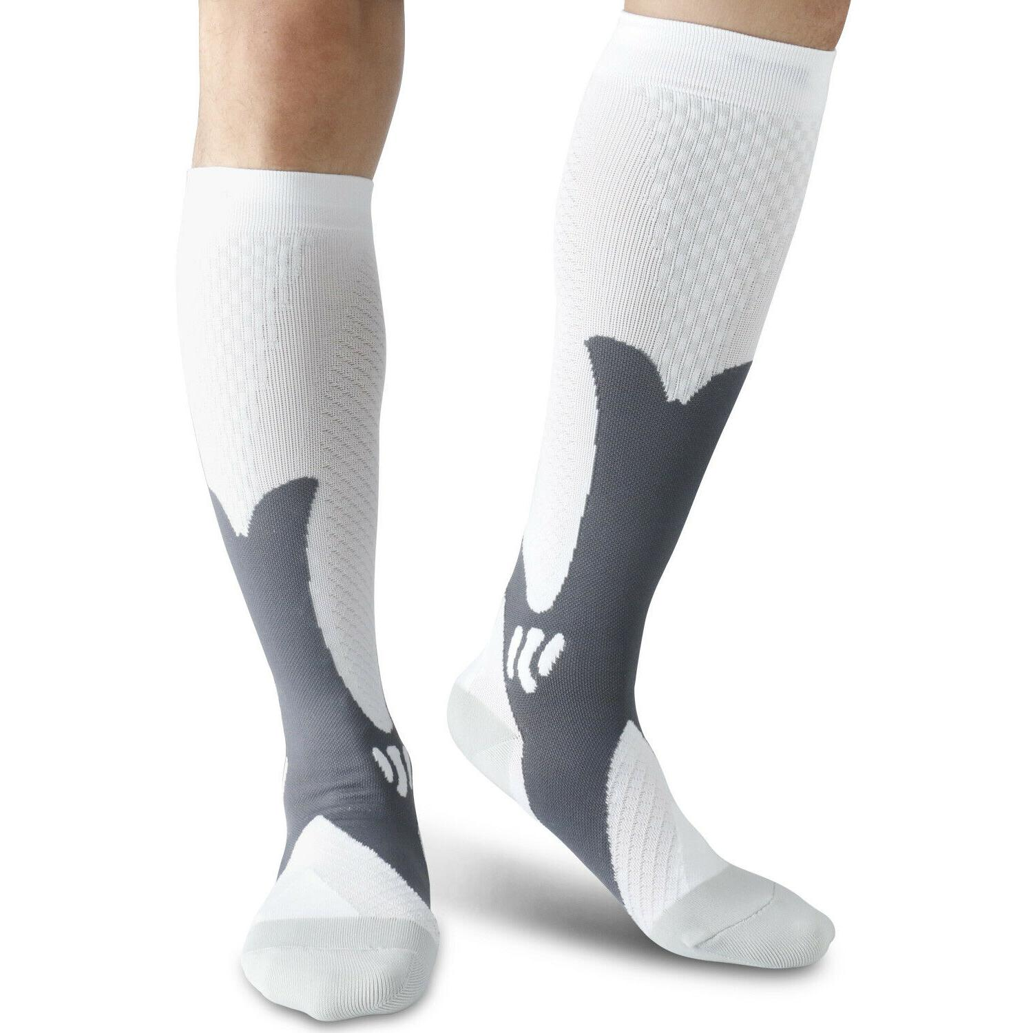 Sports Compression Socks mmHg Calf Support Pain For Women
