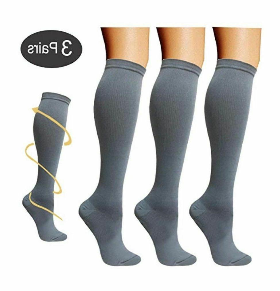 3 Pairs Compression Support Men