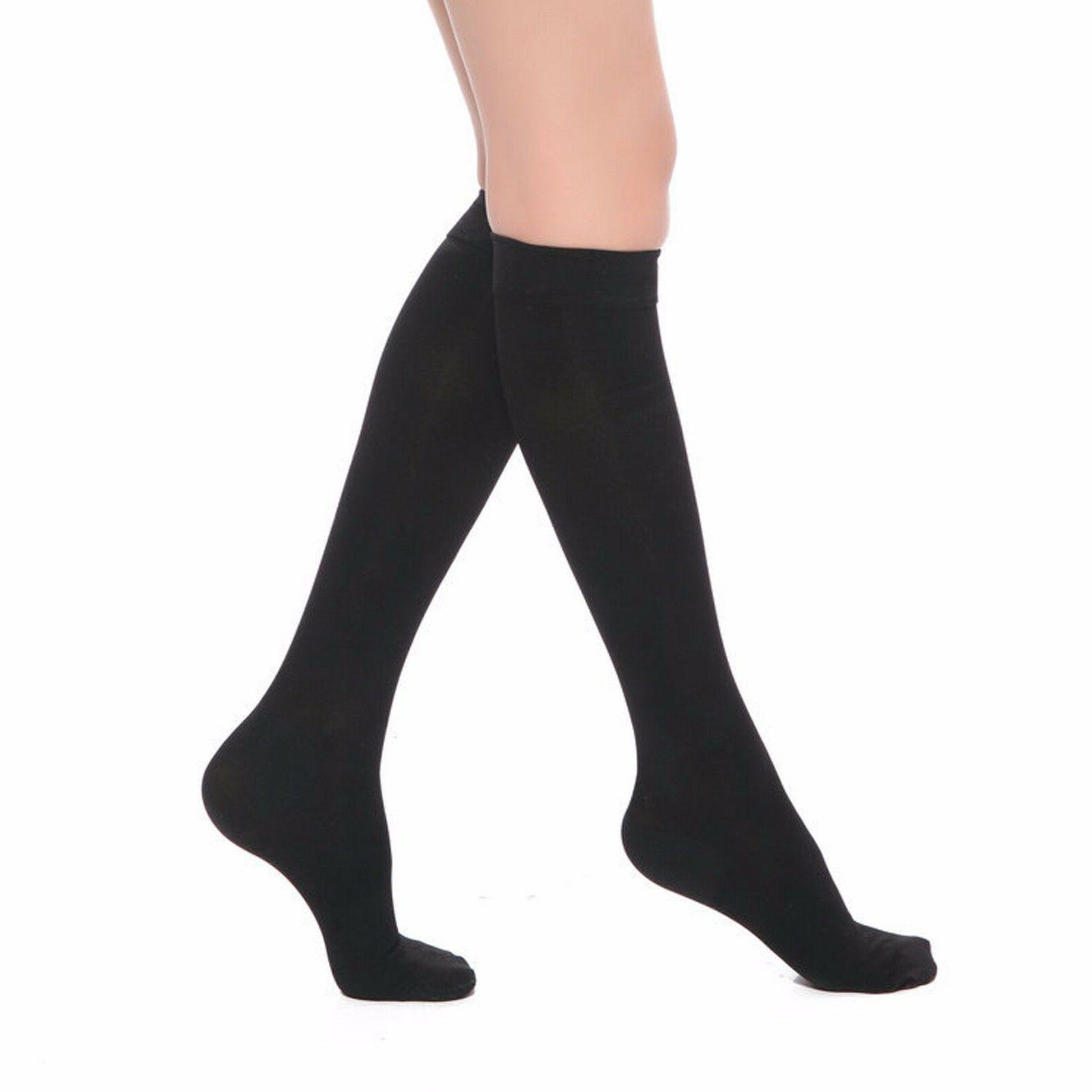 2x compression socks firm support open closed