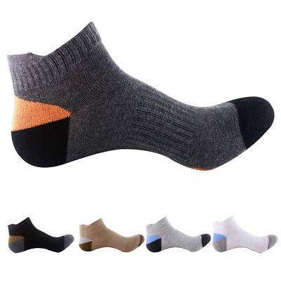 5 pairs unisex high compression ankle length