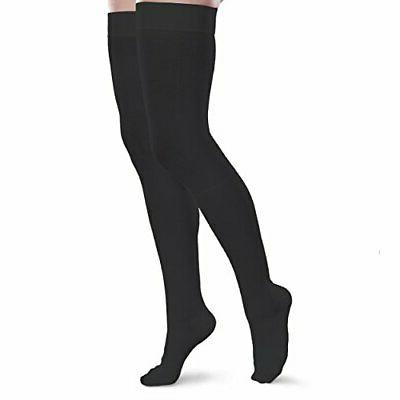 Therafirm Graduated Compression Long Black