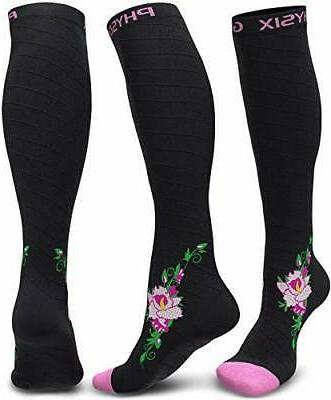 physix gear compression socks for men