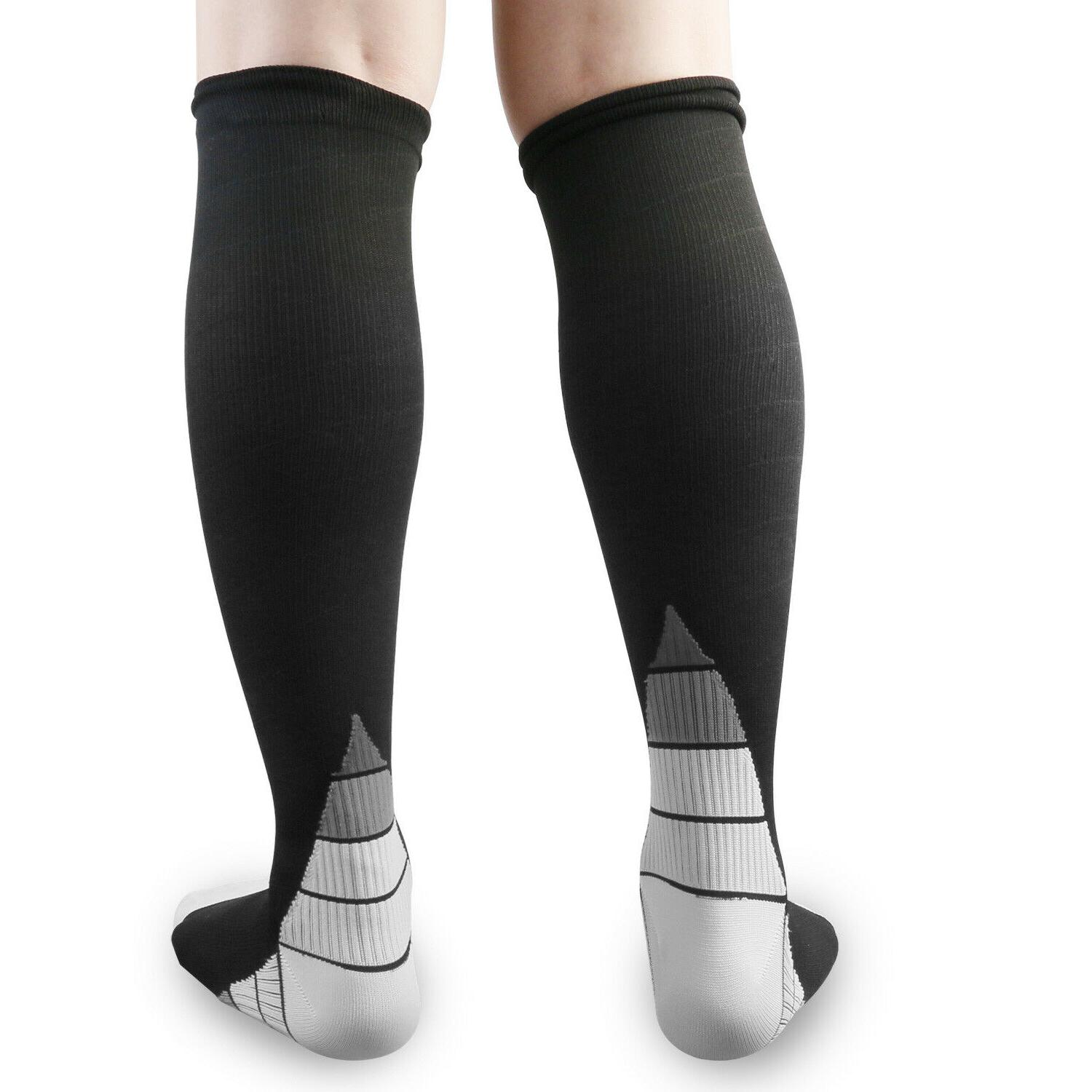Sports Compression Socks Calf Leg Support Pain Relief Women US