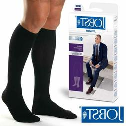 Jobst Men Compression 30-40 mmHg Knee High Socks Casual Ther