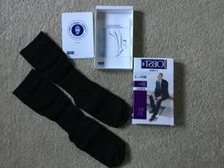 Jobst for Men Relief Medical Compression Socks 30-40 mmHg Bl