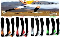 NEW! Physix Gear Sport Compression Socks for Neutral 20-30 m
