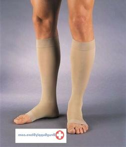 Jobst Relief Compression 30-40 mmHg OPEN Toe Knee High Stock