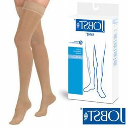 Jobst Relief Compression Thigh Stockings 15-20 mmhg Supports