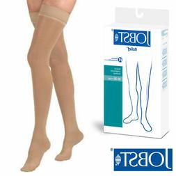 Jobst Relief Compression Thigh Stockings 20-30 mmhg Supports