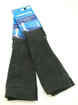 DR MOTION Size 7-12 Gray 2 Pr Support Compression 8-15 mmhg